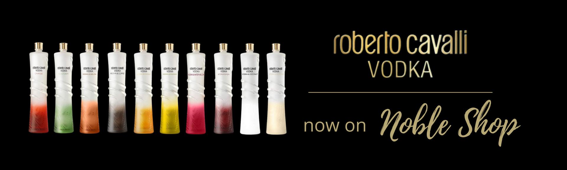 Roberto Cavalli Flavors
