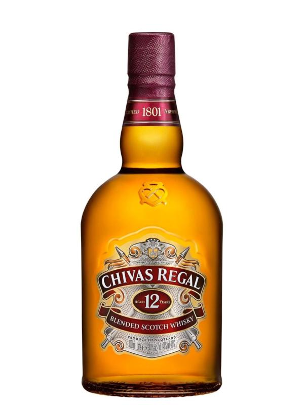 CHIVAS REGAL 12 ANI 0.7L