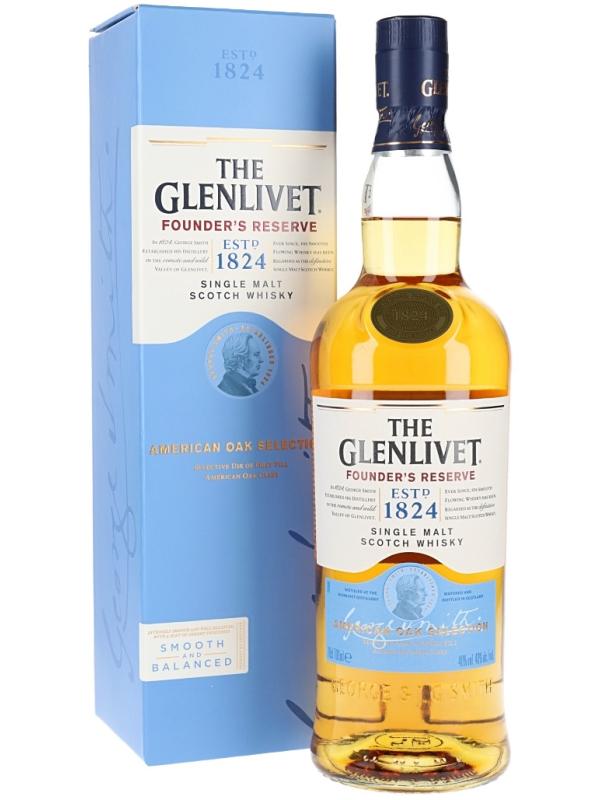 GLENLIVET FOUNDER'S RESERVE 0.7L