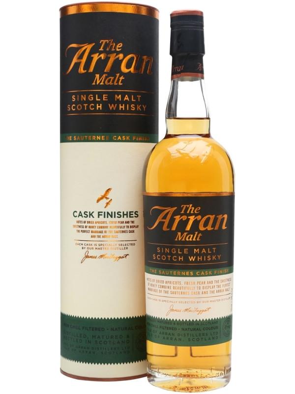 ARRAN SAUTERNES CASK FINISH 0.7L