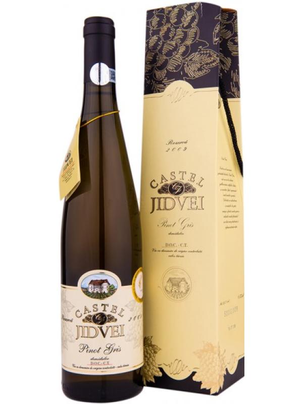JIDVEI - CASTEL PINOT GRIS 2009 0.75L