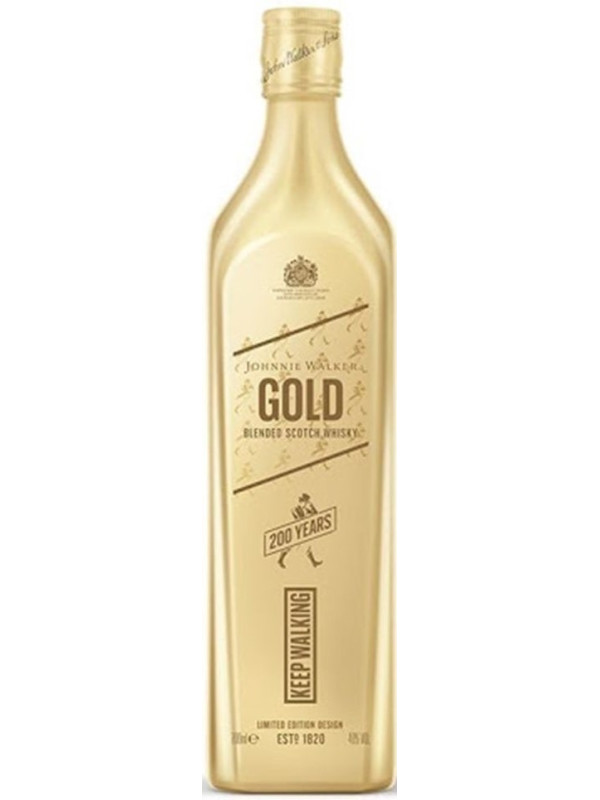 JOHNNIE WALKER GOLD LABEL 0.7L