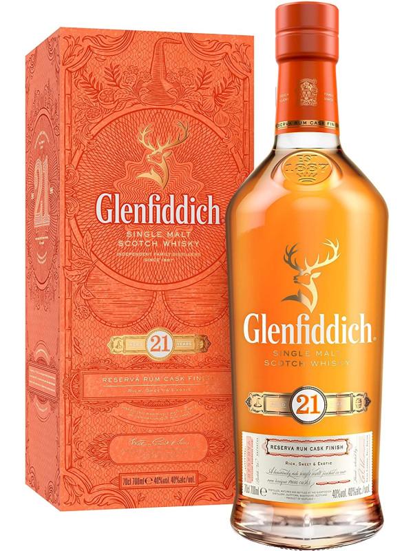 GLENFIDDICH 21 ANI 0.7L