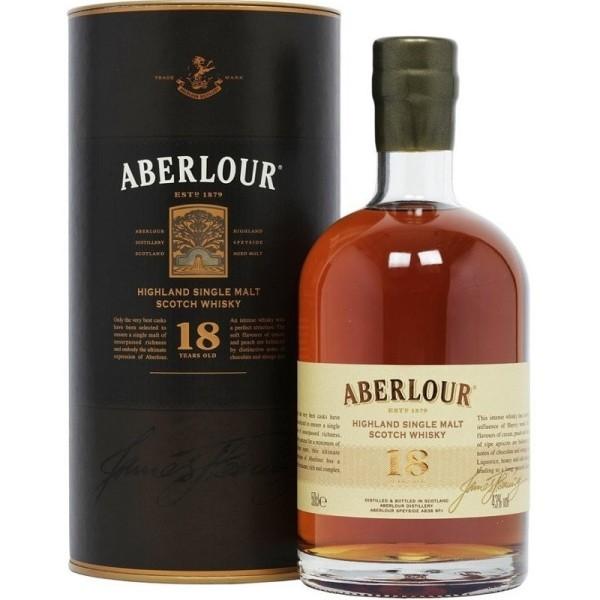 ABERLOUR 18 ANI 0.5L
