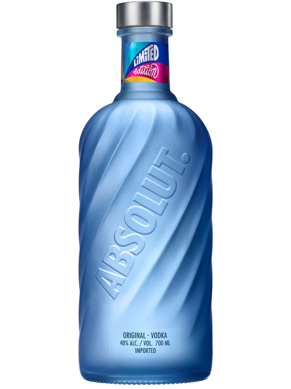 ABSOLUT MOVEMENT LIMITED EDITION 2020 0.7L