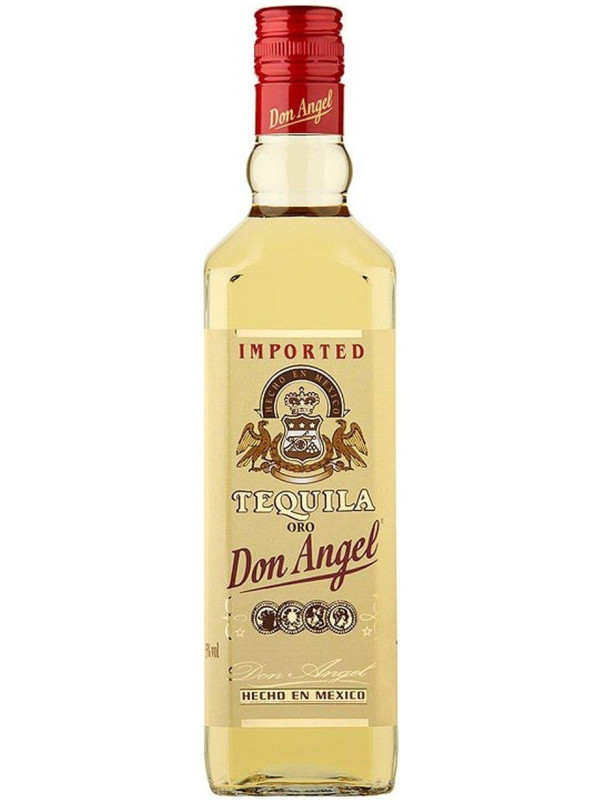 DON ANGEL - TEQUILA ORO 0.7L