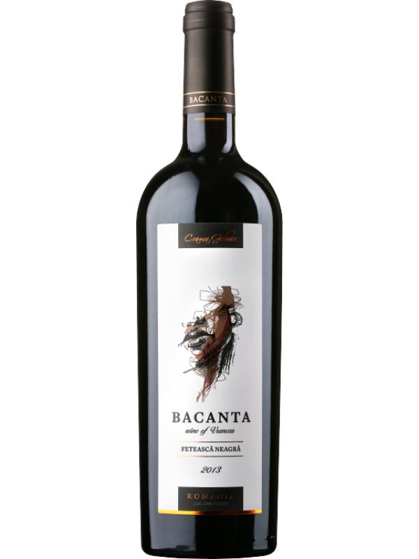 BACANTA FETEASCA NEAGRA ROSU SEC 0.75L