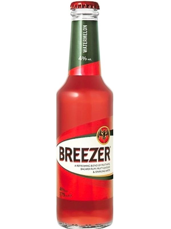 BACARDI BREEZER WATERMELON 0.275L
