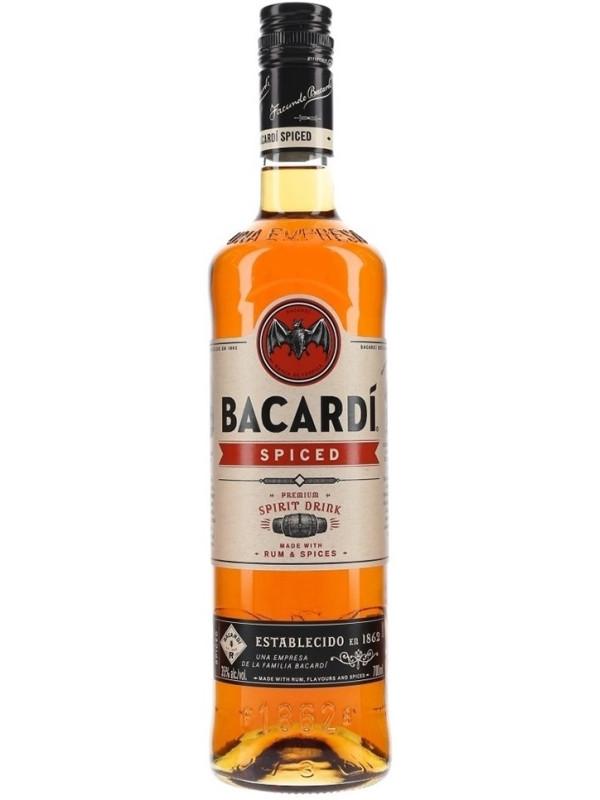 BACARDI SPICED 0.7L