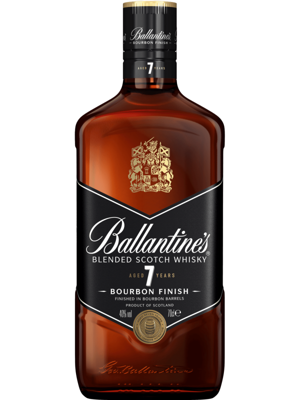 BALLANTINE'S 7 ANI 0.7L