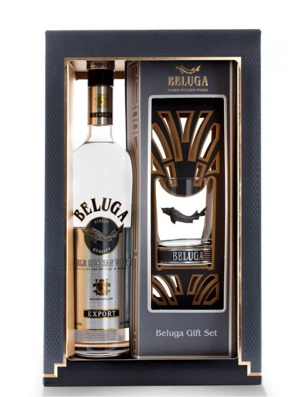 BELUGA NOBLE 0.7L + PAHAR