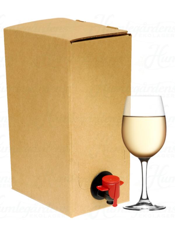BAG IN BOX CRAMA CEPTURA ALB DEMISEC 10L