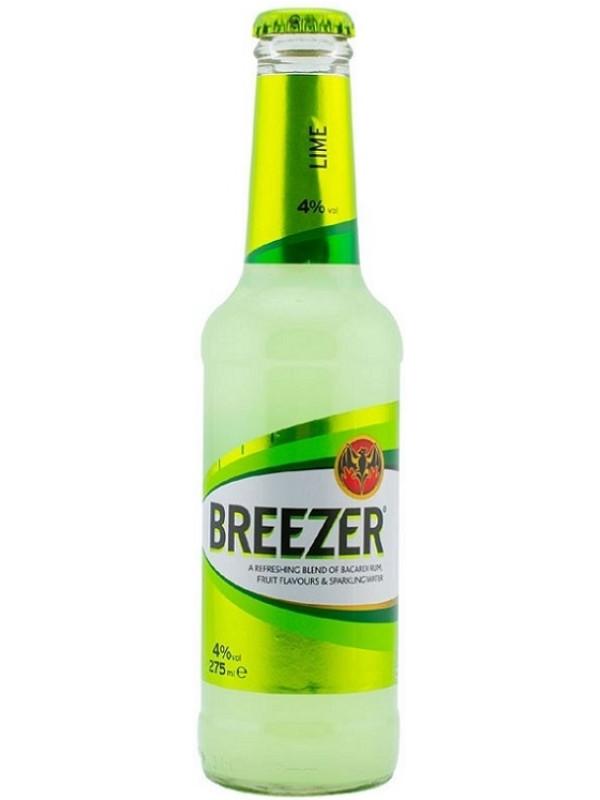 BACARDI BREEZER LIME 0.275L