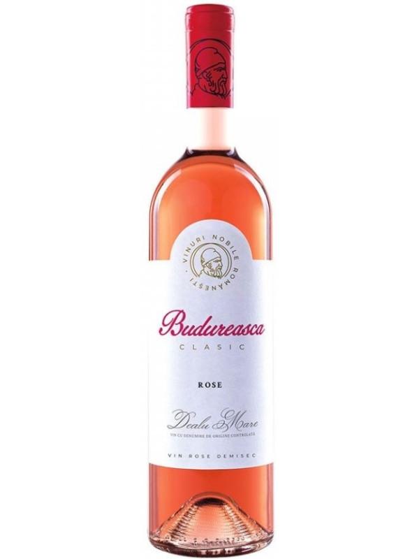 BUDUREASCA - CLASIC ROSE 0.75L