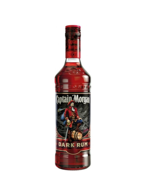 CAPTAIN MORGAN BLACK 1L