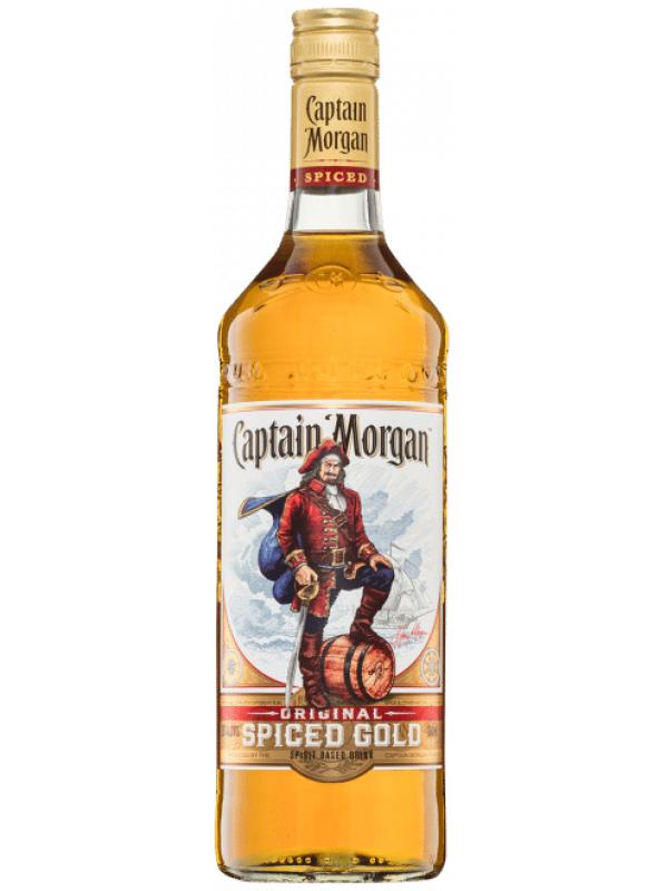 CAPTAIN MORGAN SPICED GOLD 0.7L