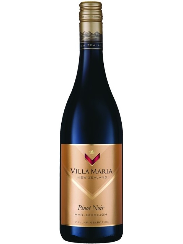 VILLA MARIA CELLAR SELECTION PINOT NOIR 0.75L