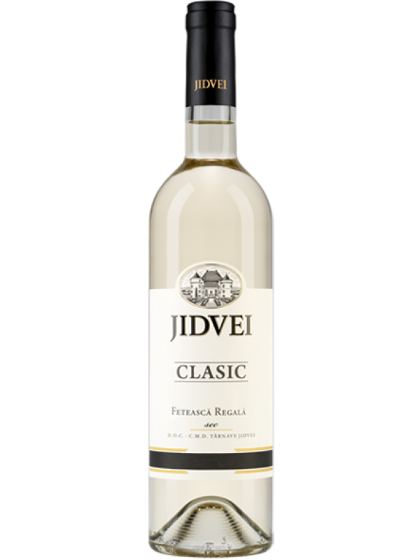 JIDVEI - CLASIC FETEASCĂ REGALĂ 0.75L