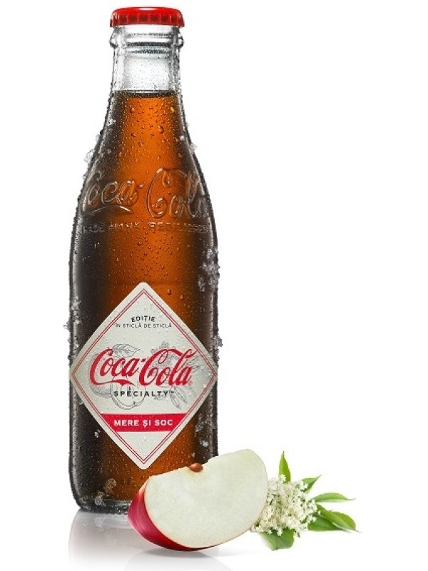 COCA-COLA SPECIALTY - MERE SI SOC 0.250L