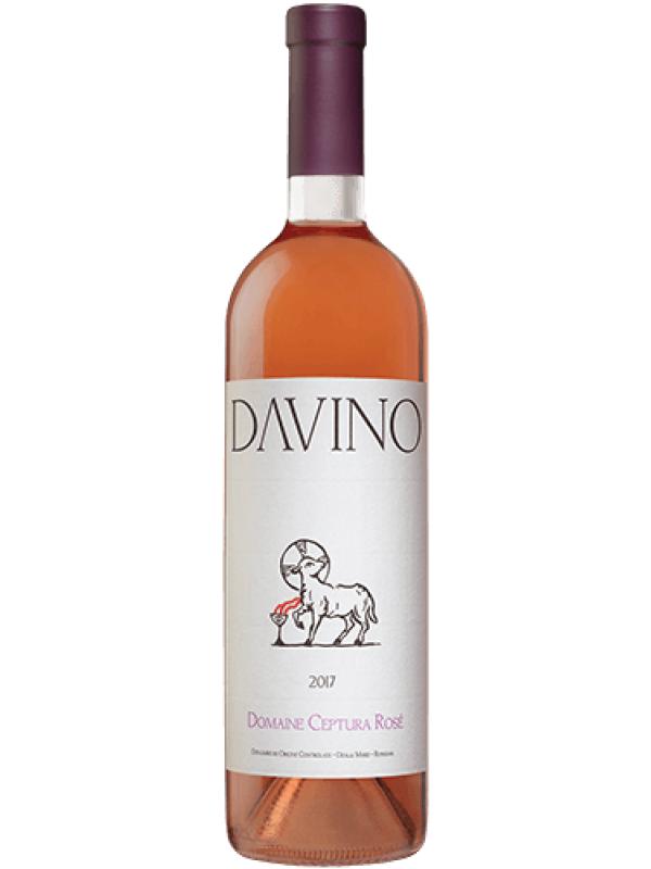 DAVINO DOMAINE CEPTURA ROSE 0.75L