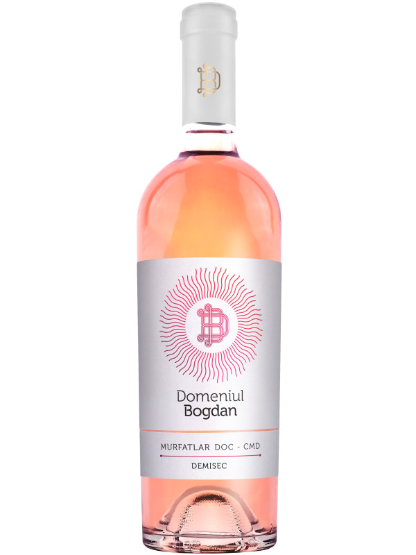 DOMENIUL BOGDAN - CLASIC ROSE 0.75L