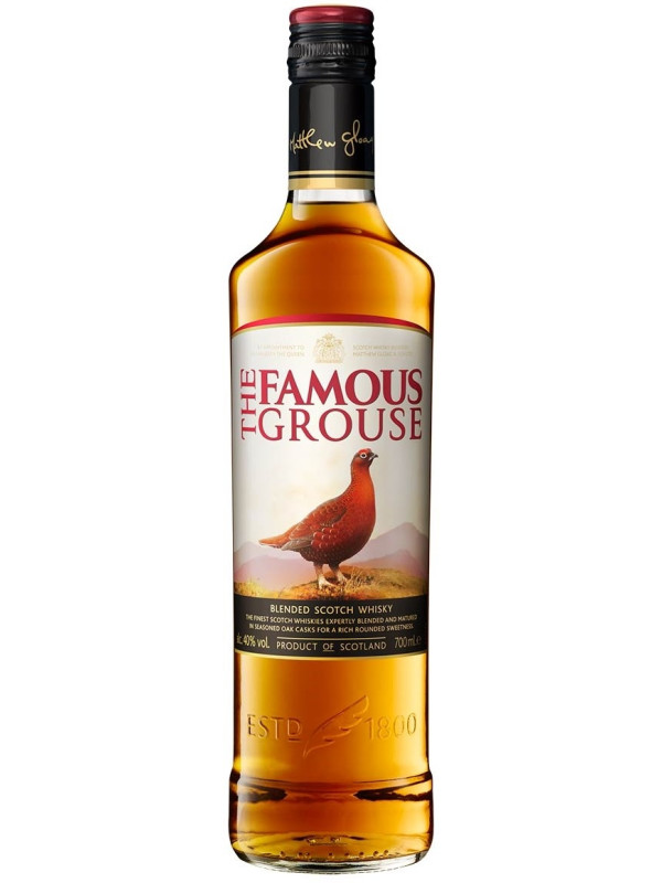 THE FAMOUS GROUSE 0.7L