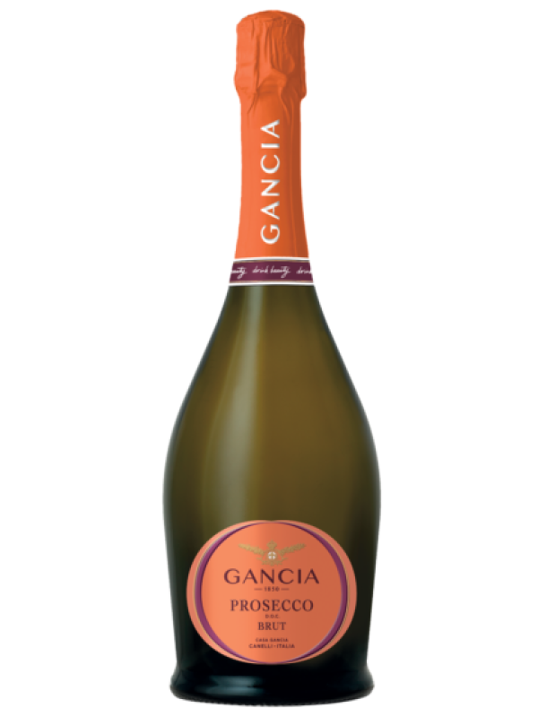 GANCIA PROSECCO BRUT 0.75L