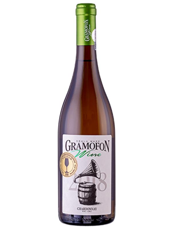 GRAMOFON GW CHARDONNAY SEC 0.75L