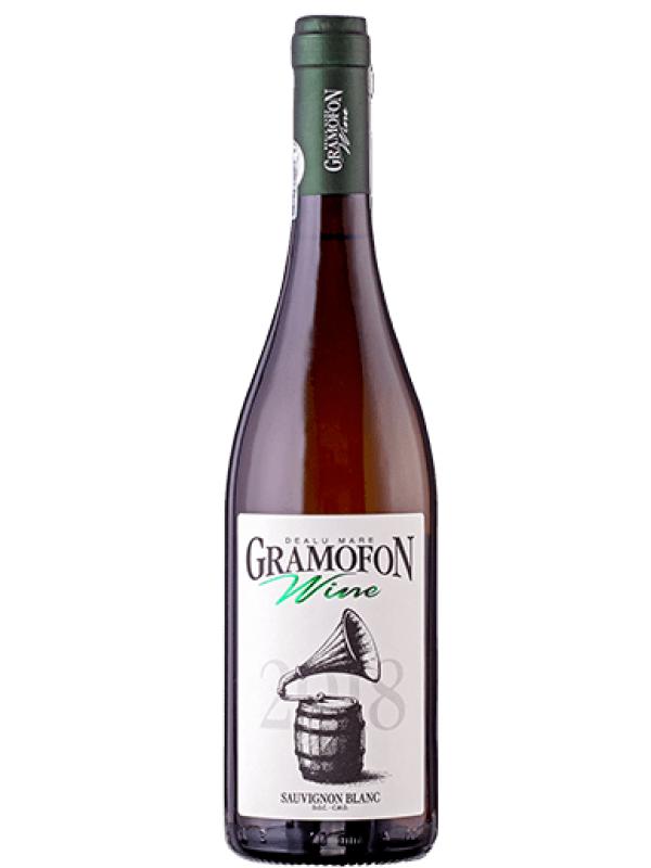 GRAMOFON GW SAUVIGNON BLANC SEC 0.75L