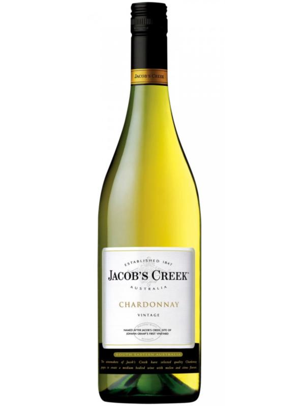 JACOB'S CREEK CHARDONNAY 0.75L