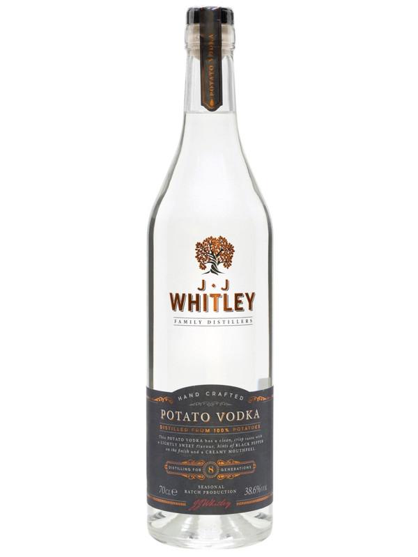 JJ WHITLEY POTATO VODKA 0.7L