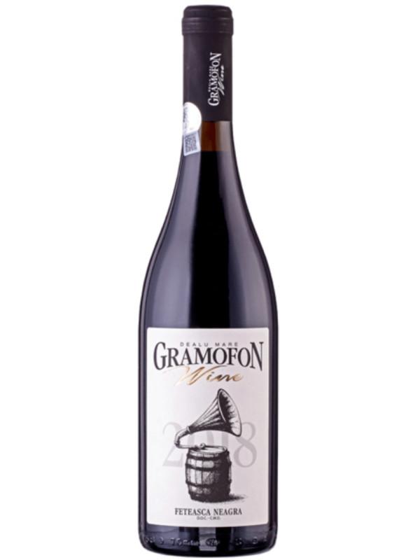 GRAMOFON GW FETEASCA NEAGRA DEMISEC 0.75L