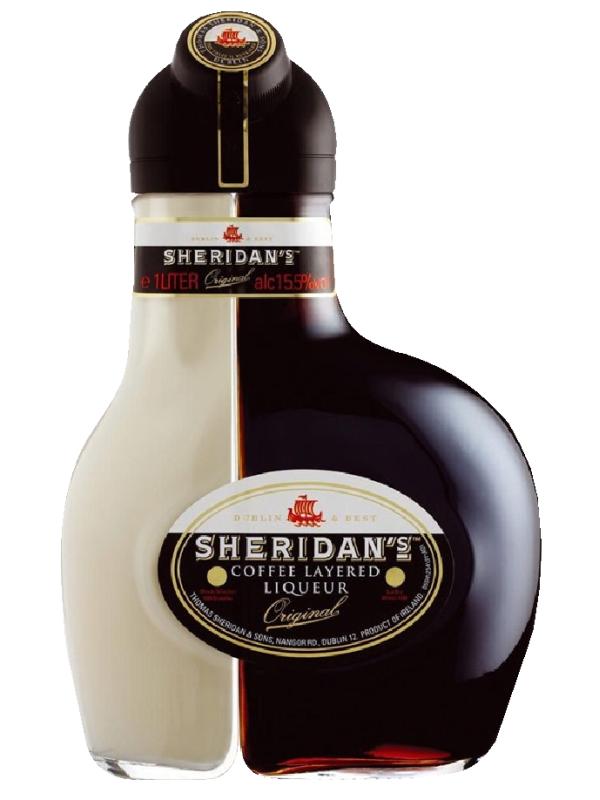 SHERIDAN'S IRISH CREAM 1L