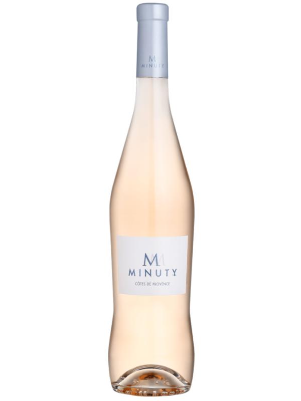 CHÂTEAU MINUTY - M DE MINUTY ROSE DE PROVENCE MAGNUM 2015 1.5L