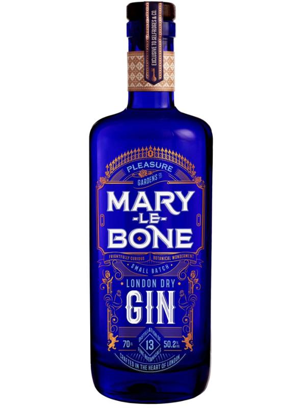 MARYLEBONE LONDON DRY GIN 0.7L