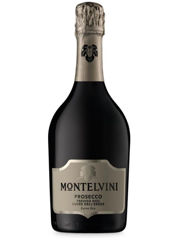 MONTELVINI PROSECCO TREVISO DOC CUVEE DELL' EREDE EXTRA DRY 0.75L