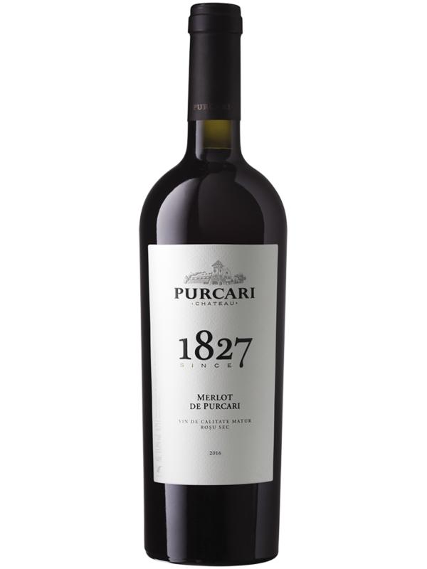 PURCARI MERLOT 0.75L