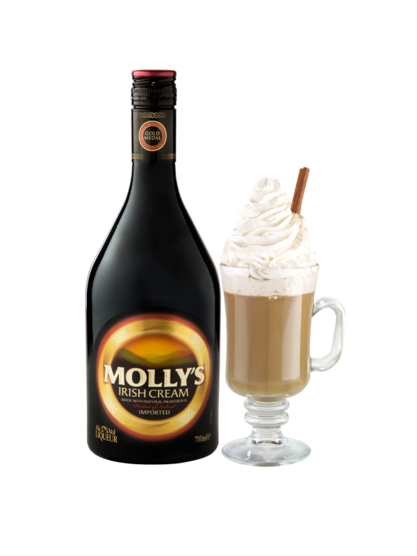 MOLLY'S IRISH CREAM 0.7L