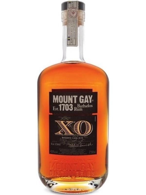 MOUNT GAY XO RUM 0.7L