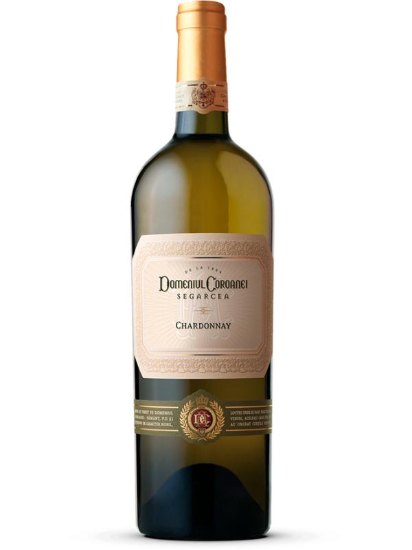 DOMENIUL COROANEI SEGARCEA - PRESTIGE - CHARDONNAY 0.75L
