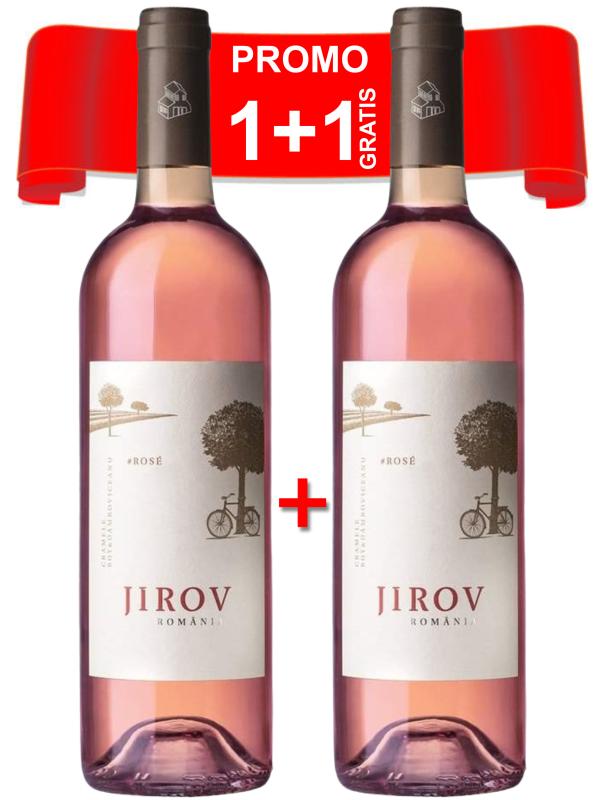 CORCOVA - JIROV ROSE 0.75L X 2
