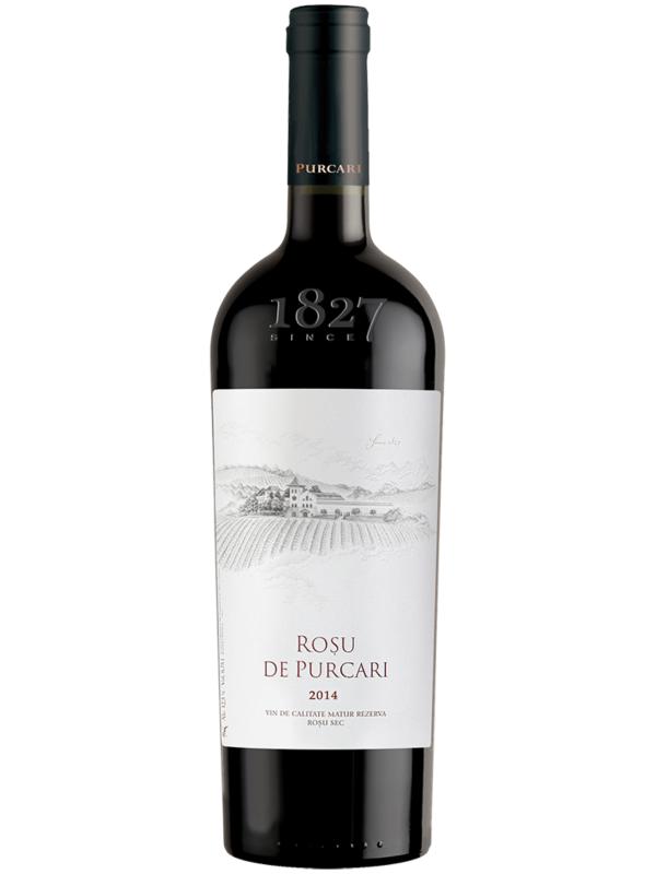 ROȘU DE PURCARI 0.75L