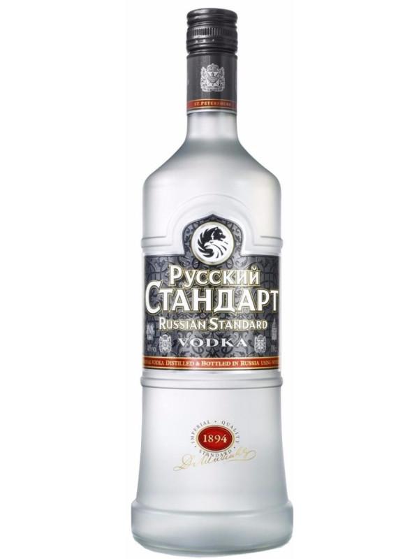 RUSSIAN STANDARD VODKA 1L