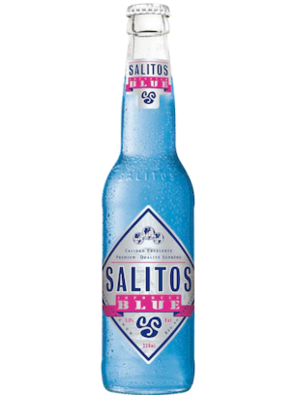 SALITOS BLUE 0.330L
