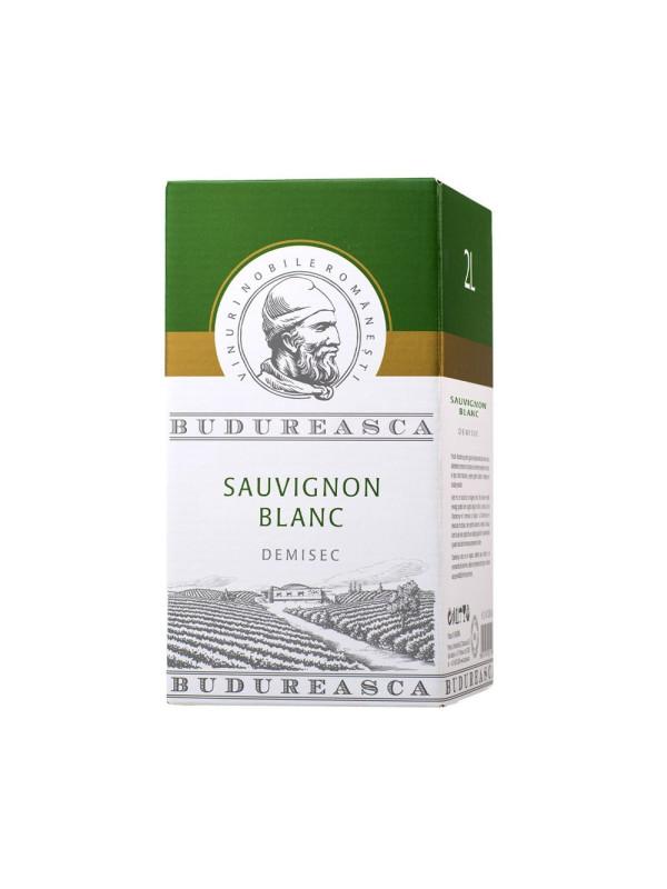 BAG IN BOX BUDUREASCA SAUVIGNON BLANC 2L