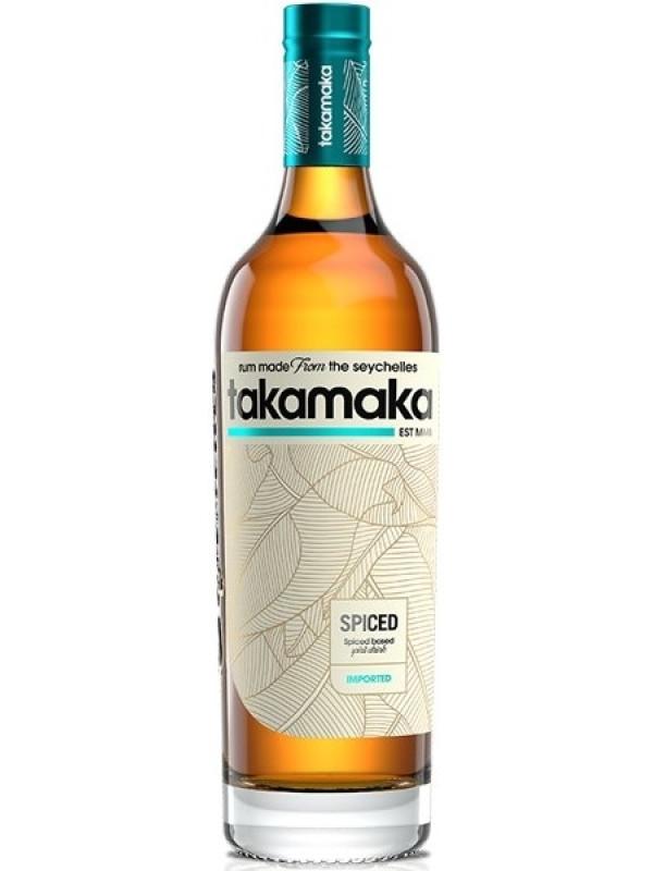 TAKAMAKA SPICED RUM 0.7L