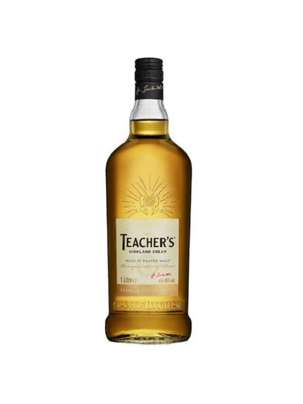 TEACHER'S SCOTCH WHISKY 1L
