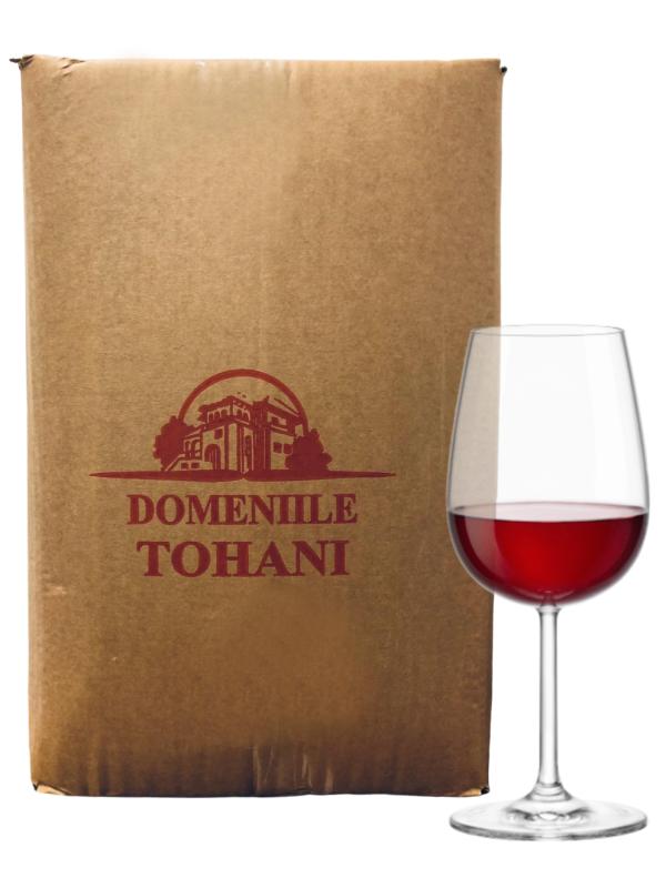 BAG IN BOX TOHANI ROSU DULCE 20L