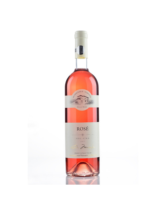 DOMENIILE TOHANI ROSE 0.75L