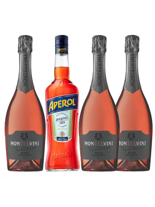 PACHET APEROL SPRITZ ROSE IV